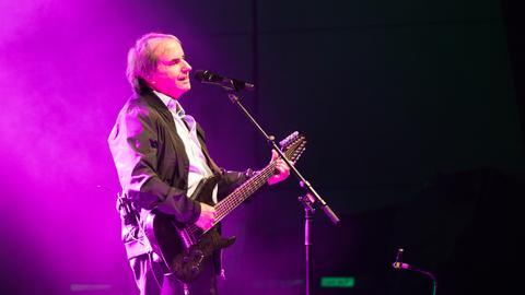 Konzert von Chris de Burgh in der Stadthalle in Kassel