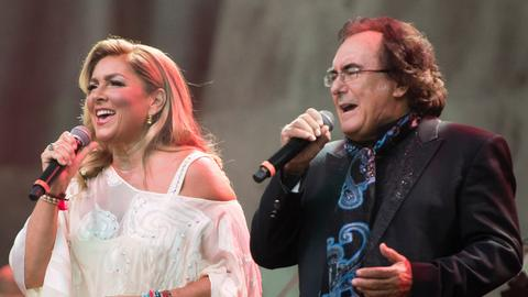 Al Bano und Romina Power 2015 in Berlin