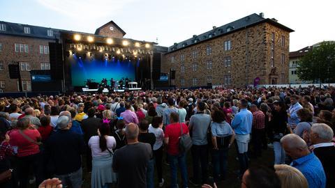 Konzert von Roland Kaiser in Butzbach