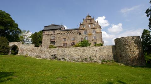 Schloss Eisenbach in Lauterbach