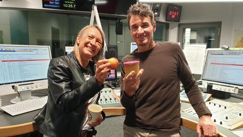 Katja Metz und Uwe Becker