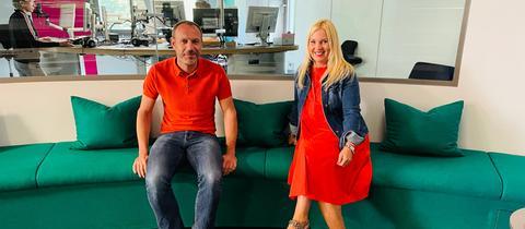 Britta Wiegand und Dirk Neurath