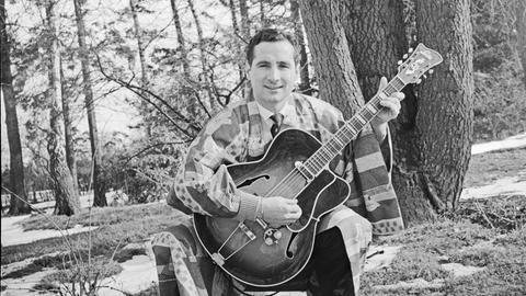 Freddy Quinn im Jahre 1957