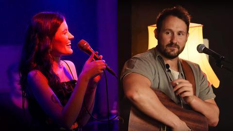 Florian Künstler & Madeline Juno