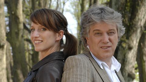 Rolf Zuckwoski & Anuschka Zuckowski