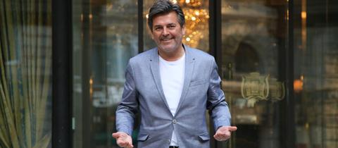 Thomas Anders in Frankfurt