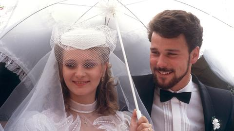 Am 18. August 1984 heiratet Nicole ihrem Jugendfreund Winfried Seibert.