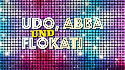 Udo, Abba und Flokati - das sind unsere 70er