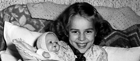 Kinderstar Conny Froboess 1953