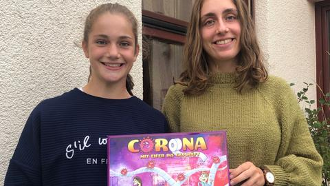 Corona-Spiel aus Wiesbaden
