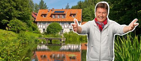 Dieter Voss und die Bärenmühle