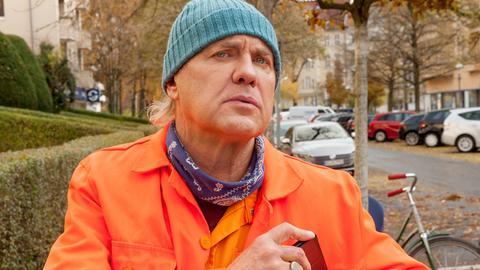 """Uwe Ochsenknecht in """"Die Drei von der Müllabfuhr"""""""