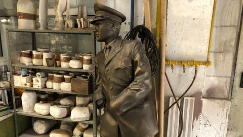 Elvis-Statue für Bad Nauheim
