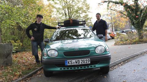 Tim Rommel und René Platzek
