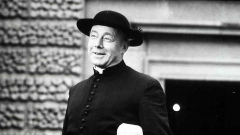 Heinz Rühmann als Pater Brown