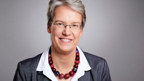 Pfarrerin Anne-Katrin Helms