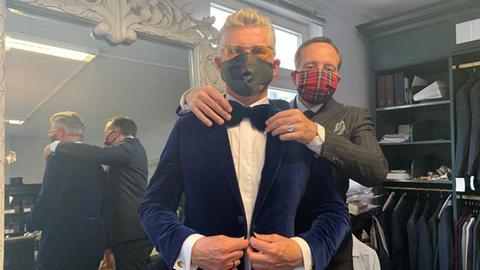 Markus Mörl heiratet