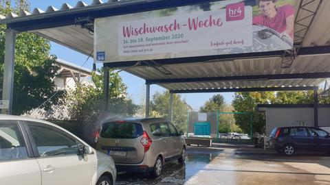 hr4-Wischwasch-Woche 2020 in Gießen