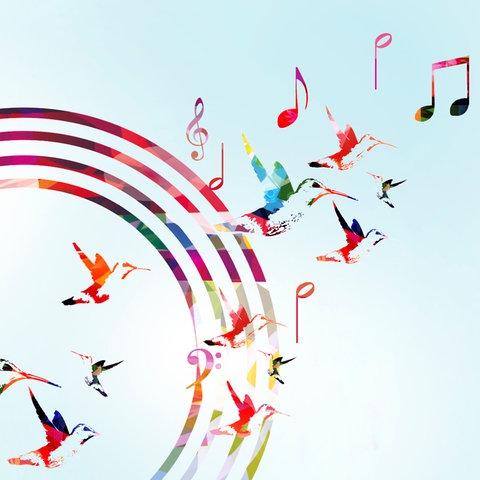 Motiv des Chorwettbewerbs
