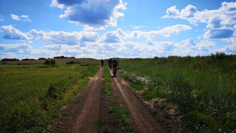 Hinterländer Mountainbiker unterwegs