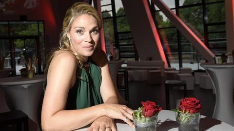 """Rote Rosen""-Star Jelena Mitschke"
