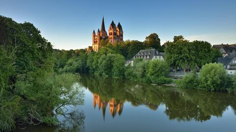 Der Dom in Limburg