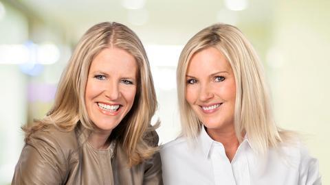Britta Lohmann und Britta Wiegand