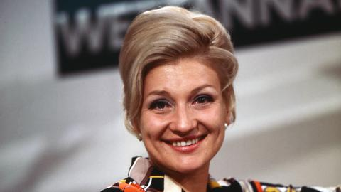 Margit Sponheimer 1971