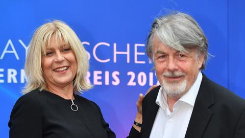 Mona Seefried und ihr Mann Peter E. Funck