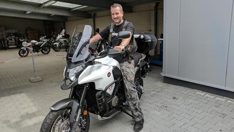 Motorradbilder der hr4-Nutzer