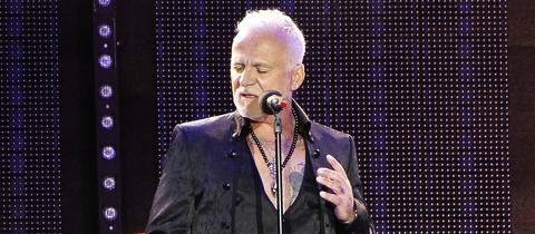 Nino de Angelo auf der Bühne