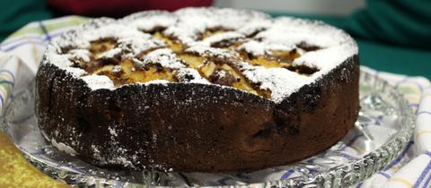Birne-Schoko-Kuchen