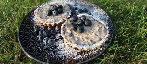 Heidelbeer-Tartelettes von Katja Metz