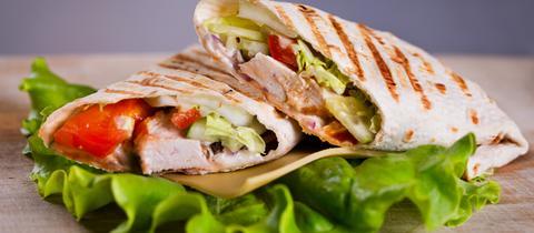 Tortilla-Wrap