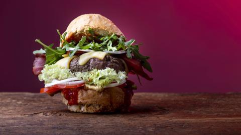 Wildfleischburger