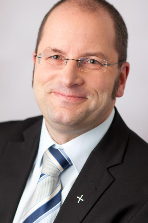 Dekan Norbert Mecke