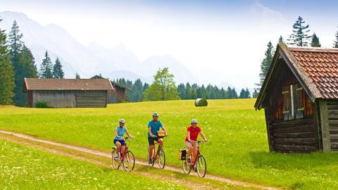 Radreise Bayerische Seenrunde