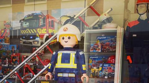 Feuerwehr Dieburg