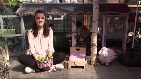 Bella und Fred, die Kaninchen von Marie Rudolph