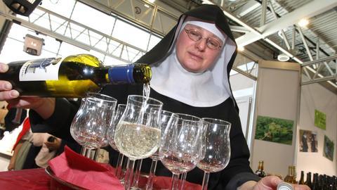 Abtei St. Hildegard -  Schwester Thekla