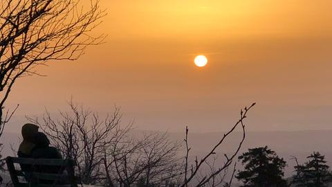 Sahara-Staub-Sonne Stefan Klausnitzer aus Oberursel