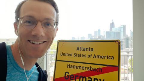 Torsten Lehmann: von Hammersbach nach Atlanta