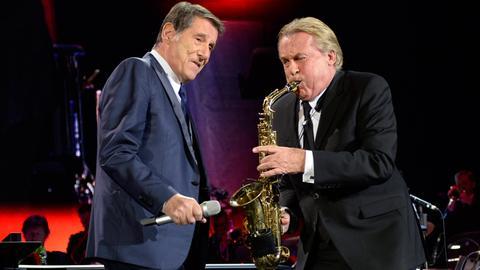 Udo Jürgens und Pepe Lienhard
