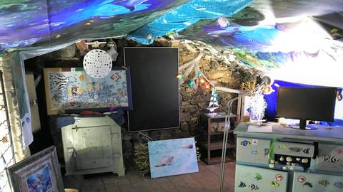 Unterwasser Escaperoom