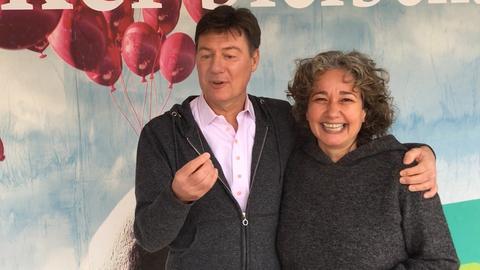 Diane Steffens und Dieter Voss