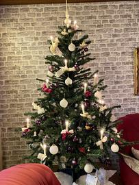 Weihnachtsbaum von Hiltrud Lemp aus Reichelsheim