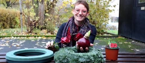 Kathrin Appel-Göllner hat tolle Tipps für eine stimmungsvolle Adventszeit.