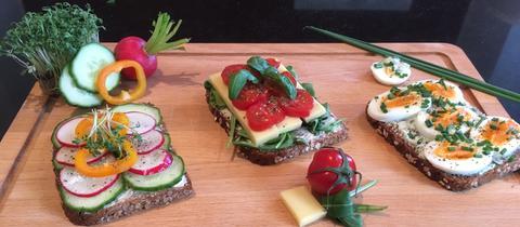Brote von Anke
