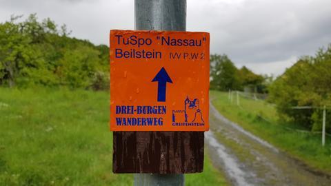 Drei-Burgen-Weg Beilstein