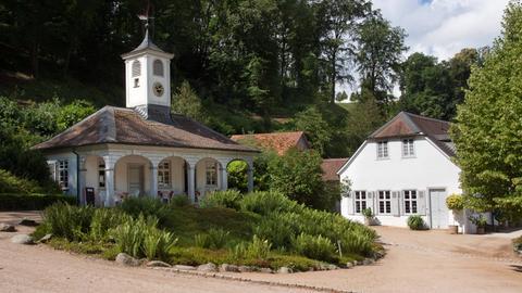 Fürstenlager in Bensheim-Auerbach